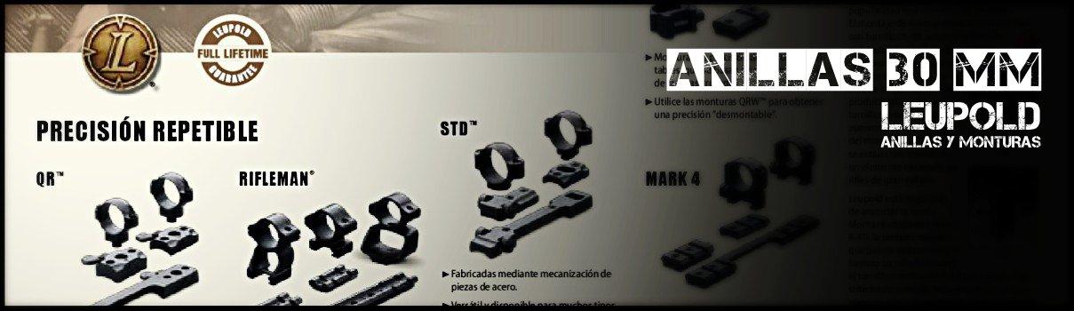 Anéis Leupold 30mm