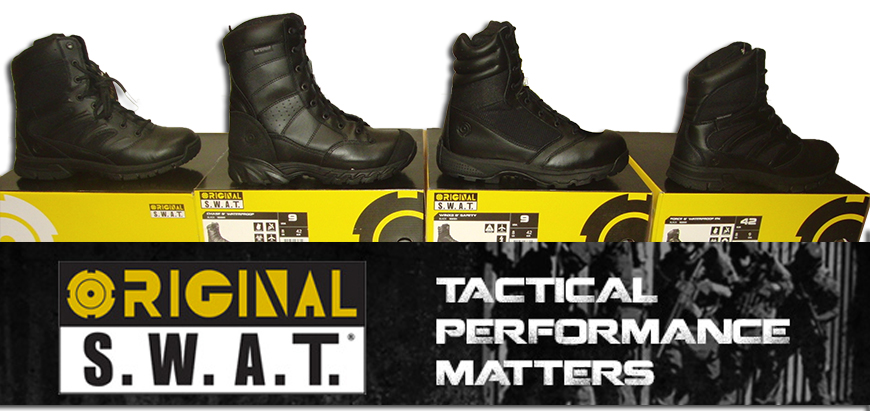 botas SWAT originais