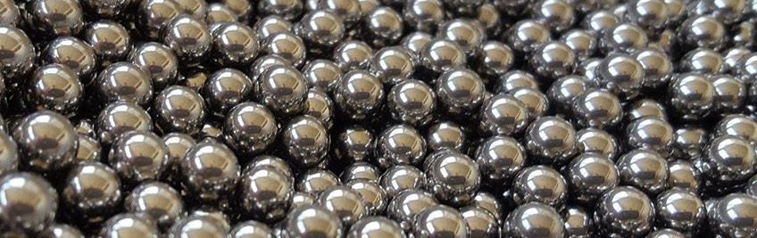 Bolas de aço BBs 4,5 mm