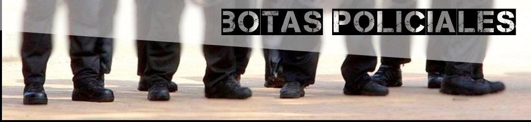 Botas policiales