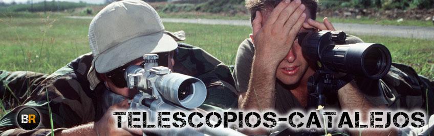 Telescópios e Monóculos