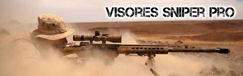 Miras Franco-Atirador / Longa distância F-Class