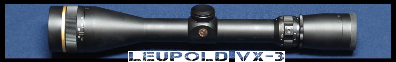 Leupold VX-3 Viewfinder