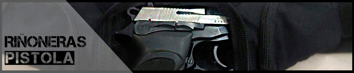 Riñonera Pistola