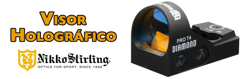 Display holográfico Nikko Stirling