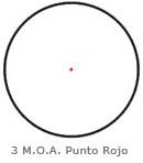 Red dot 3 M.O.A.