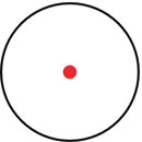 Retícula Red dot 5 MOA iluminado
