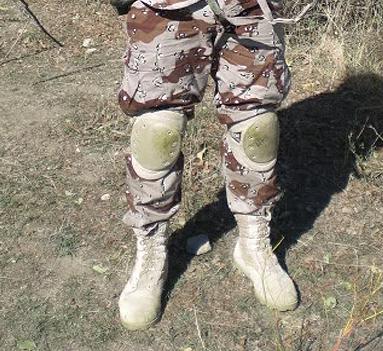 Botas Militares Mil-Tec