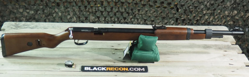 Carabina PCP Mauser K98