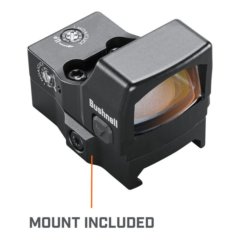 visor-bushnell-rxs-250-reflex-sight base